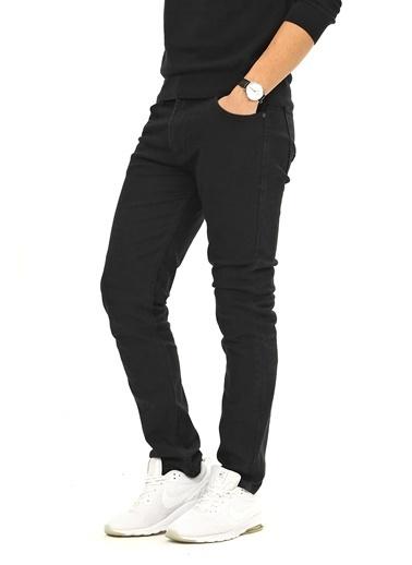 Modaplaza Erkek Kot Pantolon Siyah Siyah